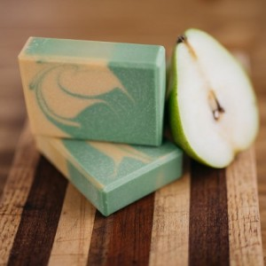 Anjou Pear Goat Milk Soap