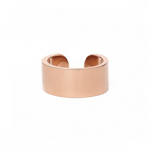 THE CUNT RING: SOLID 14K ROSE GOLD