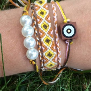 Tribal bracelet set