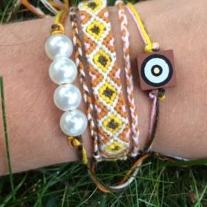 Tribal bracelet set