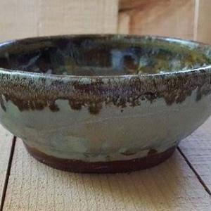 Small Pottery Bowl/Salsa Bowl/Condiment Bowl/ Relish Bowl