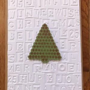Set of 10 Christmas Holiday Greeting Cards