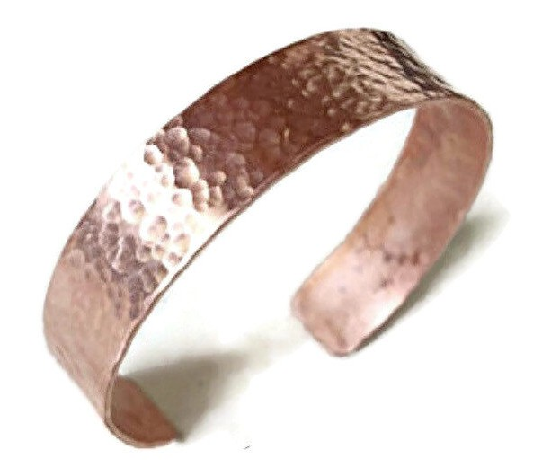 Copper Bracelet Copper Jewelry hammered copper bracelet Copper Bracelet women gift for her wedding jewelry bridesmaid gift copper  wedding