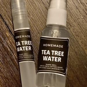 Tea Tree Water Toner