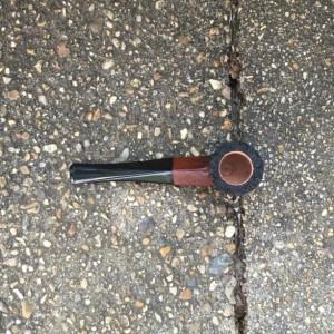 Gothic Ruin Tobacco Pipe