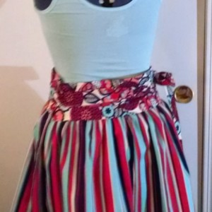 The Holly Wrap Skirt  DIGBY by RADZCreations