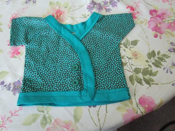 Baby cotton shirt, 3-6 months