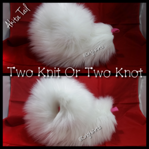 Design your own Akita Tail!