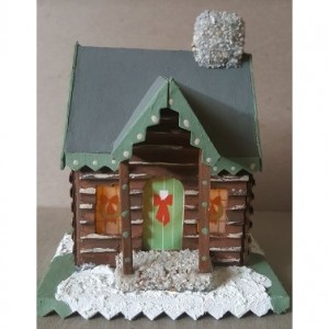 Fairy House (lighted)