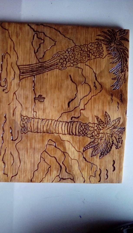 Wood hand made