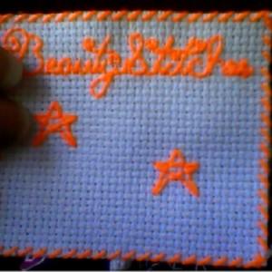 BeautyStitches Coaster Designs: Stars