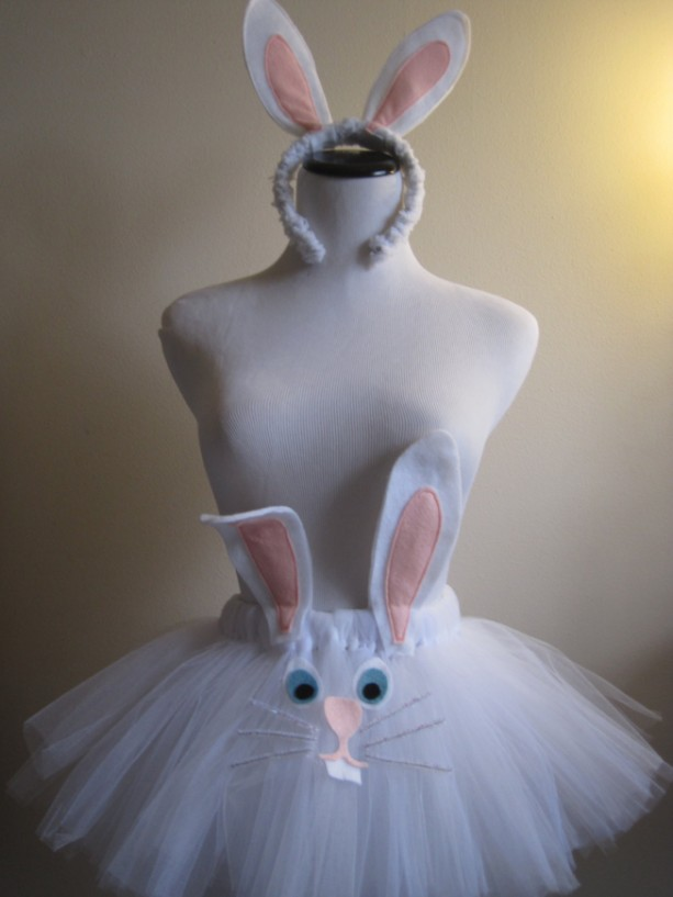 Bunny Tutu with Matching Ears
