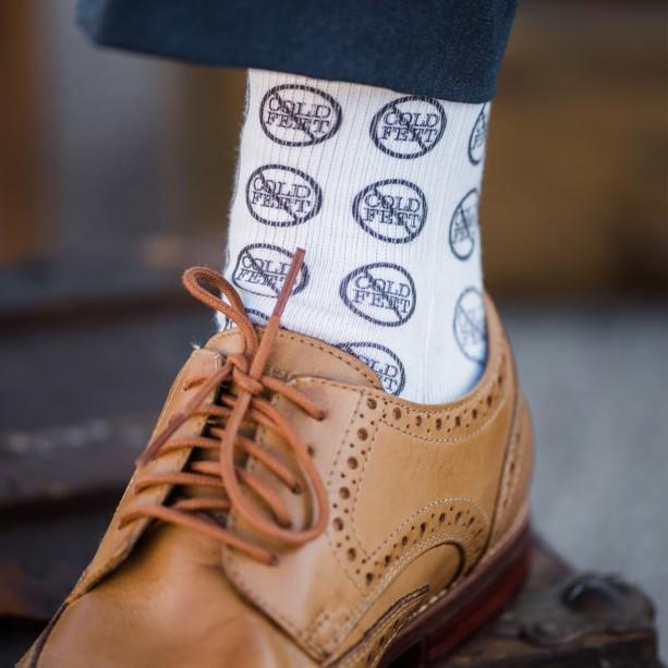 Groom's No Cold Feet Socks Men's Wedding Accessory CFS700