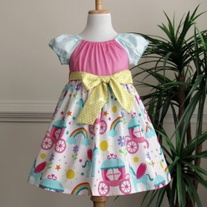 LAYLA- Unicorn Dress