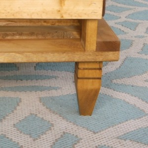 CEDAR Lobster Trap Coffee Table Made in USA! Shipping included!
