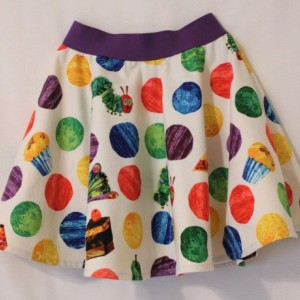 Hungry Caterpillar Skirt