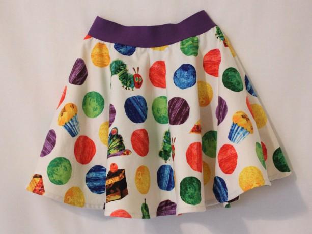 Hungry Caterpillar Skirt