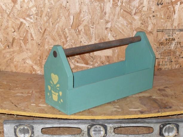 Tool, tote box