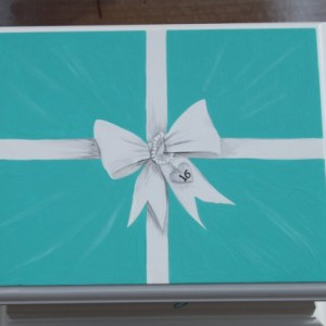 Sweet Sixteen keepsake memory box personalized gift