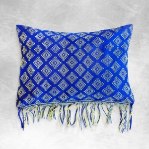 "Sumba ""Kambera"" Traditional Ikat Handwoven Pillow cover"