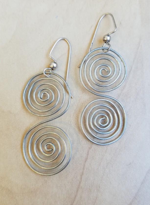 Double Spirals
