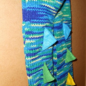 Dinosaur Knit Pants