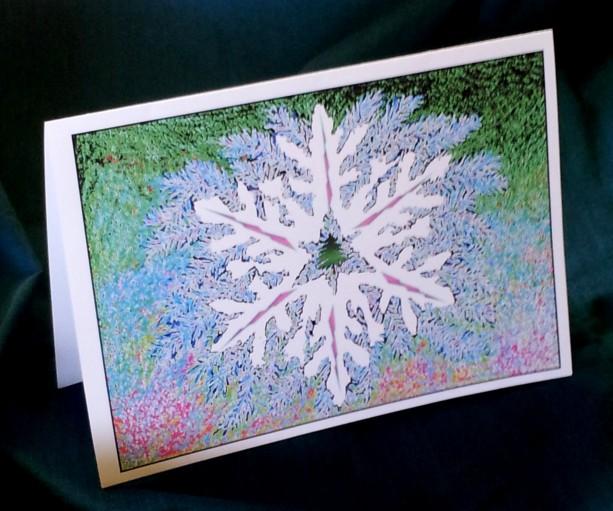 Snowflake series #3