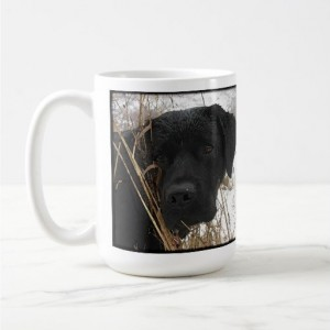 Black Lab Mug 1LSH- Labrador Mug - Black Lab Gifts - Labrador Gifts - Lab Dog - Lab Mom - Labrador Retriever - Black Dog Art - Black Lab Art