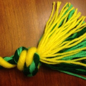 Jump Rope, Green and Fields of Gold!