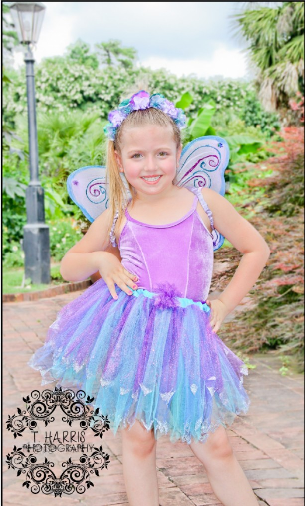 Girls Fairy Princess Skirt
