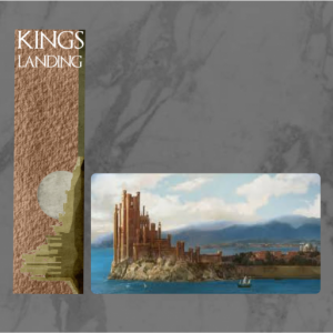 Game of Thrones Laminated Bookmarks