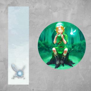 Zelda Bookmarks