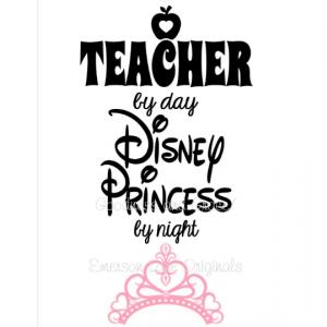 Mom by Day Disney Princess by Night Shirt - Disney Mom Shirt - You Pick Disney Shirt - Princess or Teacher Nurse Doctor Lawyer Photographer