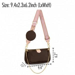 Multi Pochette Bag Crossbody Bags Handbags Women Handbag Crossbody Bag Purses Bags Leather Clutch Backpack Wallet Fashion Fannypack 57-38