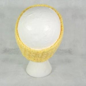 knit headband - knit ear warmer - crochet ear warmer - lemon ear warmer - stocking stuffer - Christmas gift - gift under 20 - women headband