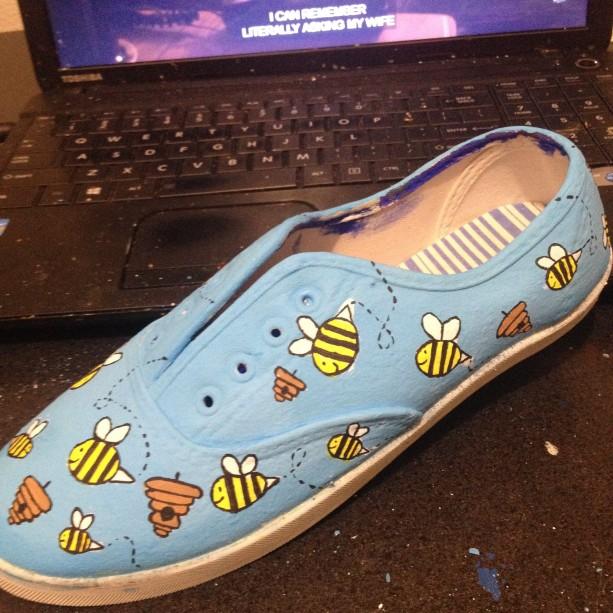 Honey Bee Shoes