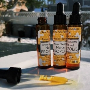 Natural Essence of Propolis - Perfect for health or perfume