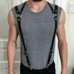 top-rated official thoughts on 60% clearance Diamond Back Harness Suspenders