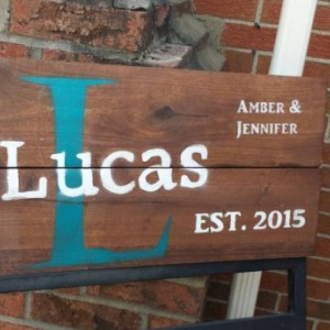 Custom, Last Name Sign, Wedding, Established Date, Family Established Sign, personalized Sign, Reclaimed Wood, Wedding Gift