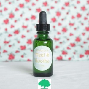 Children's Heal & Soothe [1 oz Dropper Bottle]