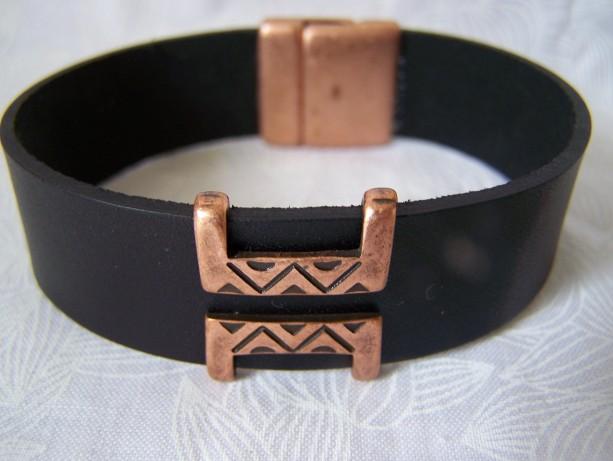 Mens Leather Bracelet Unisex