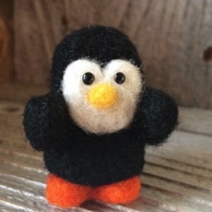 Wobbles the Penguin