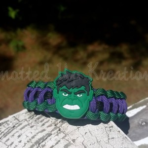 The Hulk Paracord Bracelet