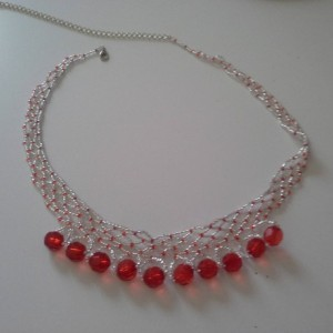 Yes To Red Necklace