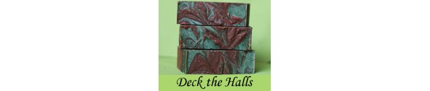 Christmas Goat's Milk Soap Set