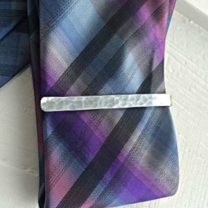Hidden Message Tie Clip