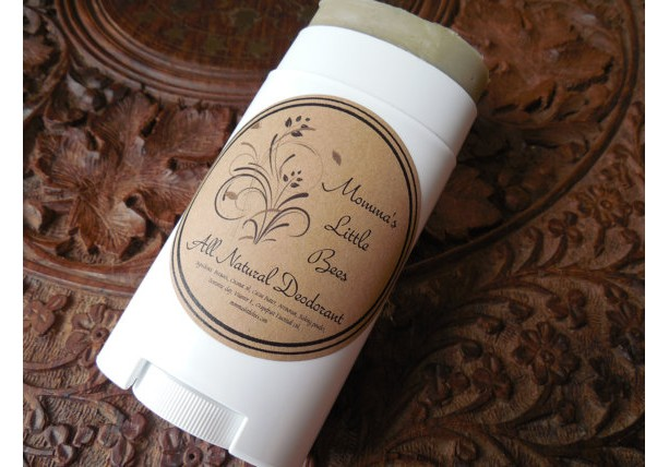 All Natural Deodorant that really works!