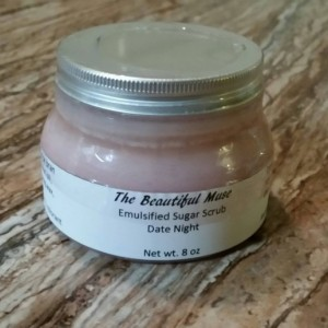Date Night Emulsified Sugar Scrub