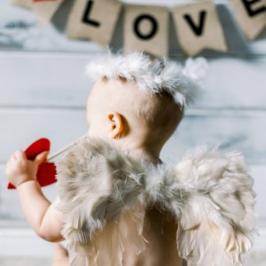 Costume Angel Wings wearable wings for baby infant Choose color