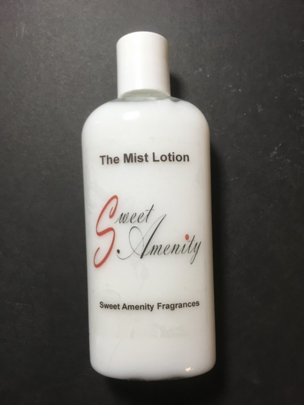 The Mist-Scented Hand and Body Lotion for dry skin